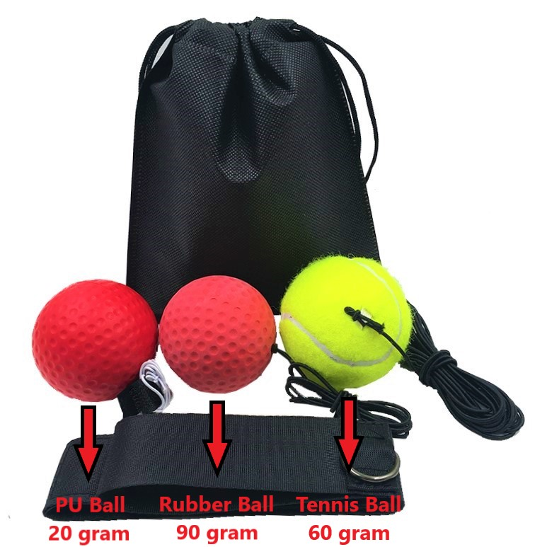 Boxing Reflex Ball Set 1